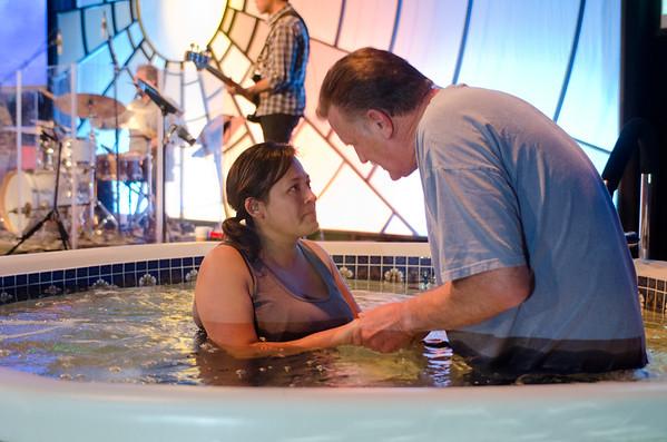2012-April Baptism