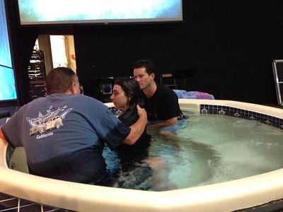 2012-October Baptism