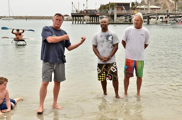 2013-July Beach Baptism