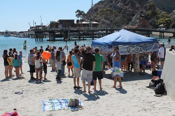 2014-September Beach Baptism