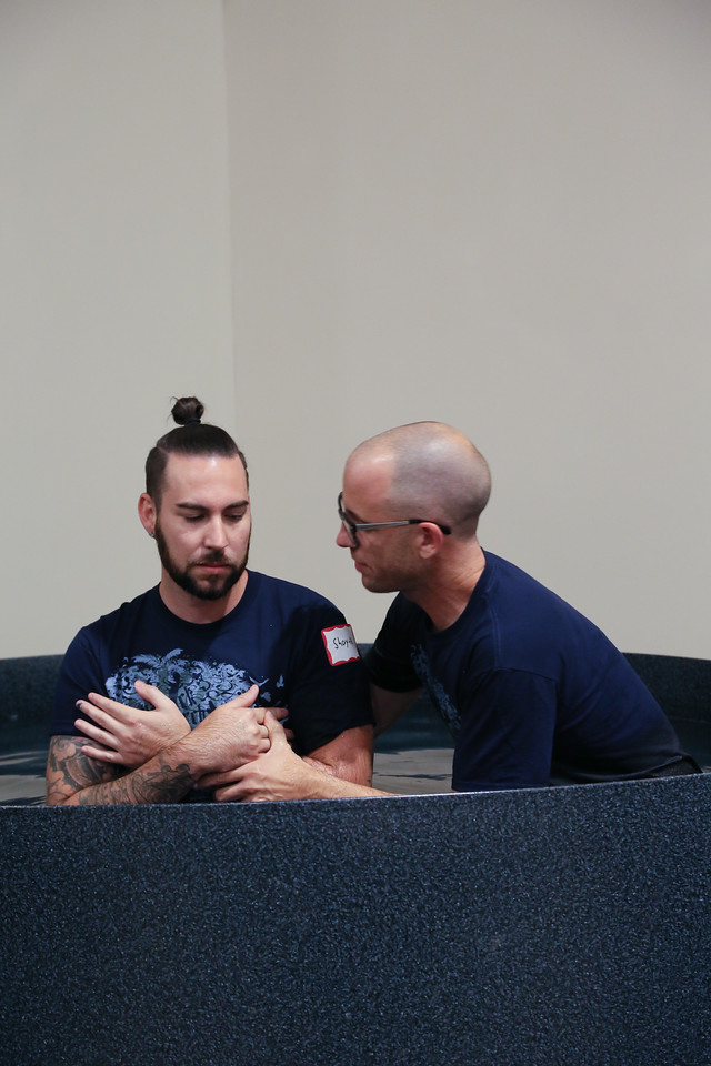 2015-08-09 Shayne Lewis Baptism