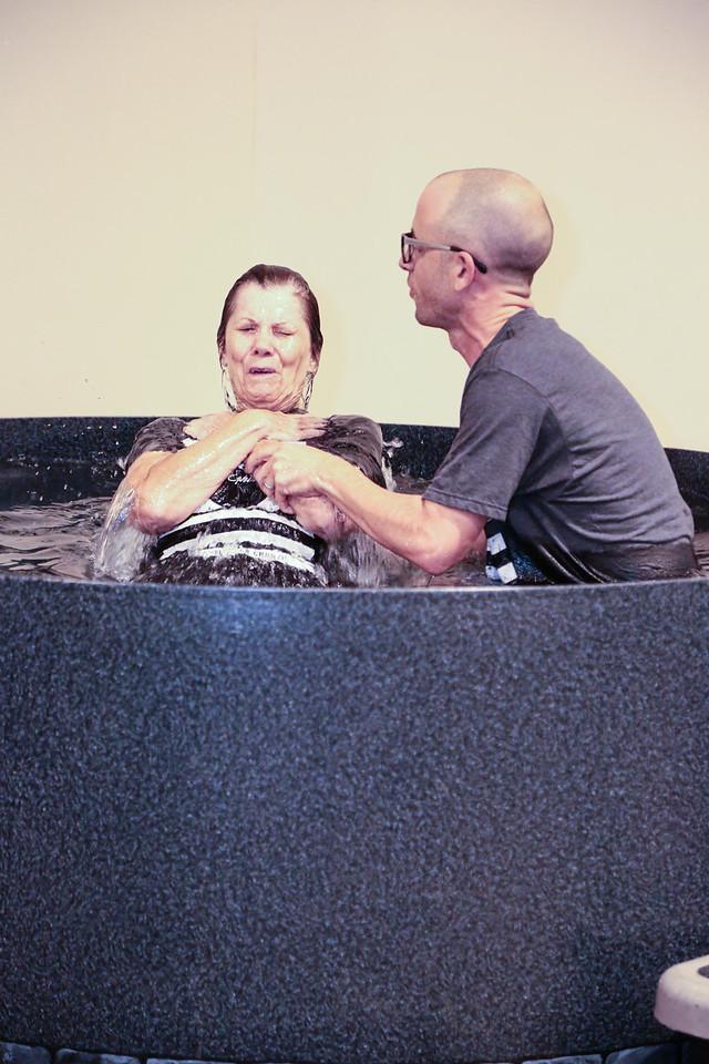 2015-09-06 Arlene Schneider Baptism
