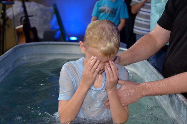 2016 October Baptisms