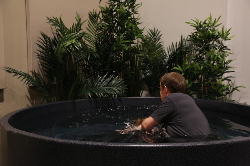 2017-01-28 Jame Copper Baptism