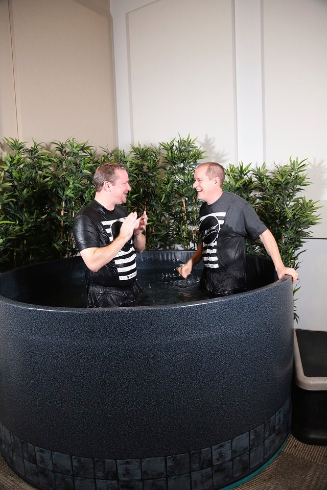 2017-04-14 Phil Ellingson Baptism