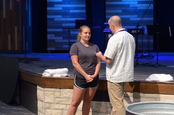 2017 August Baptisms