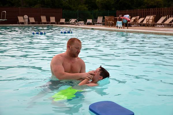 2018 July Hi-Crest Children's Baptism