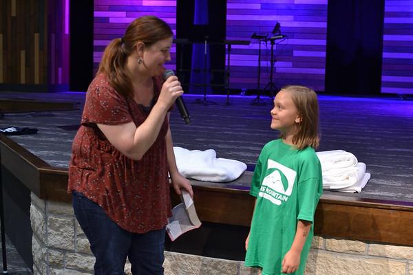 2018 May Urish Baptisms