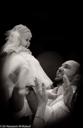 Alexia's Baptism