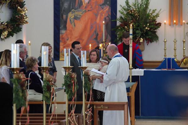 Baptism Dec 13, 2014