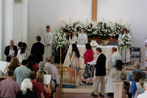 Baptism July 14 2013