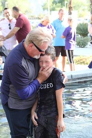Baptism - June 24&25