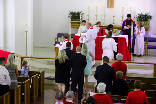 Baptism June 8 2014