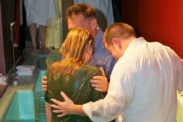 Baptisms 11-24-2010