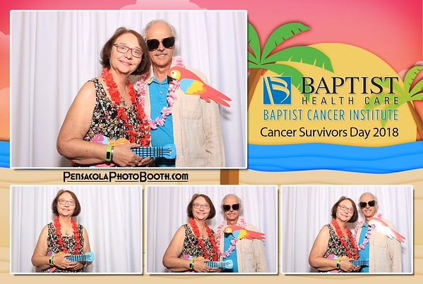 Baptist Hospital Cancer Survivors Day 6-3-2018