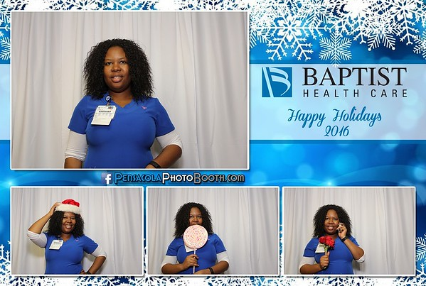 Baptist Hospital Christmas Celebration 12-09-2016