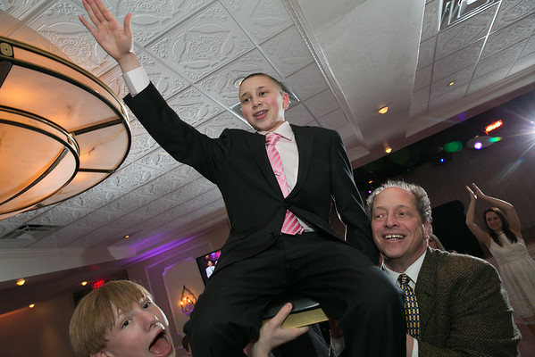 Scott's Bar Mitzvah @ the Sands