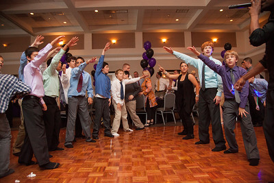 Jacob's Bar Mitzvah -- May & June 2012