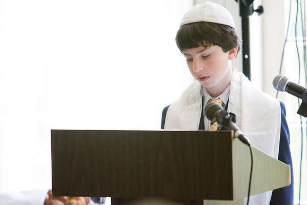 Bar Mitzvah Services