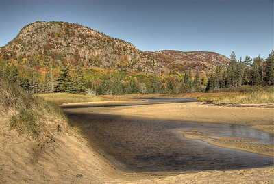 Mt. Desert Island, Maine, 17 October 2008