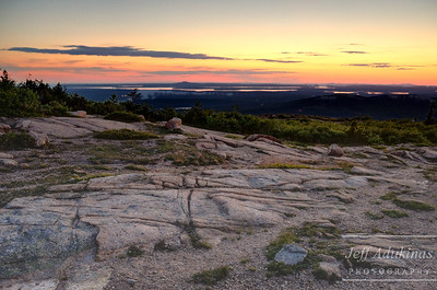 Cadillac Mountain Peak