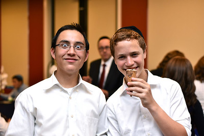 Yosef Kamin's Bar Mitzvah 259