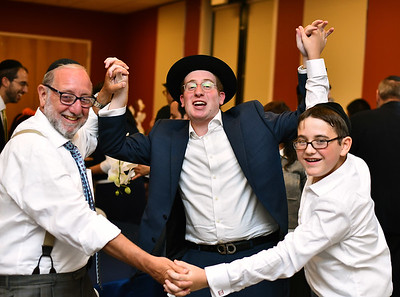 Yosef Kamin's Bar Mitzvah 254