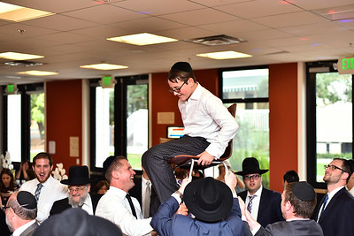 Yosef Kamin's Bar Mitzvah 189