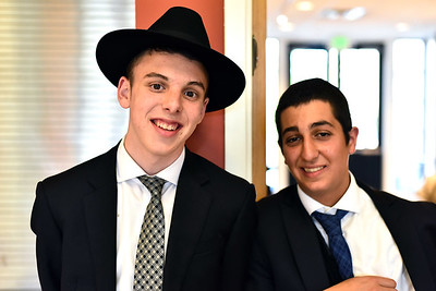 Yosef Kamin's Bar Mitzvah 169