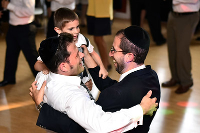 Yosef Kamin's Bar Mitzvah 211
