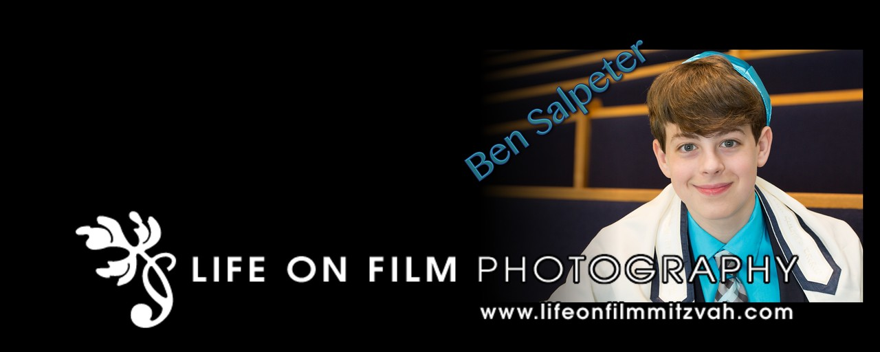 Ben Salpeter Album 001 (Sides 1-2)