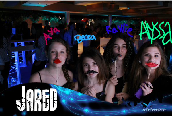 2012-01-21 Jared's Bar Mitzvah