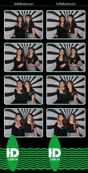 2014-01-25 Harrison's Bar Mitzvah