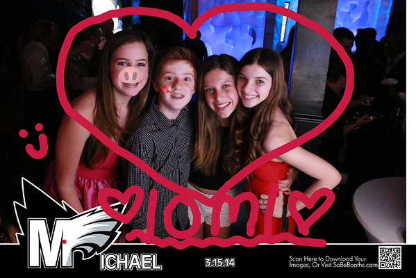 2014-03-15 Michael's Bar Mitzvah
