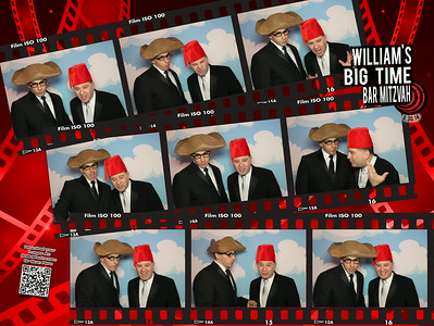 2014-08-30 William's Bar Mitzvah