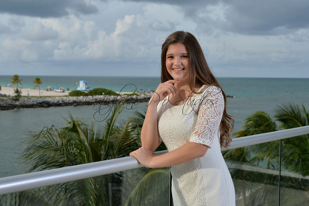 STEPHANIE LADER'S BAT MITZVAH, ONE BAL HARBOUR