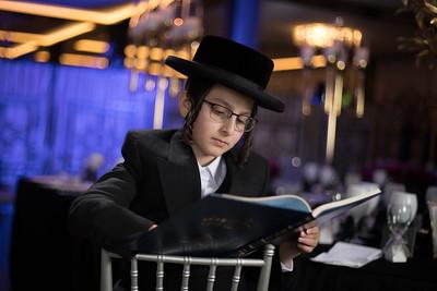 Aharon Lipschitz  Bar Mitzvah