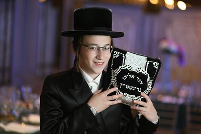 Dovid Grunstein Bar-Mitzvah