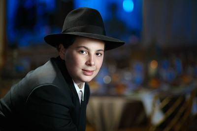 Efraim Perlow Bar-Mitzvah
