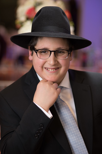 Eliezer Landa Bar-Mitzvah