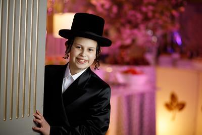 Hershy Schwartz Bar Mitzvah
