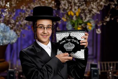 Meilech Z. Saks Bar Mitzvah