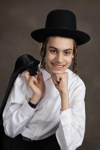Meir Szkalrz Bar Mitzvah
