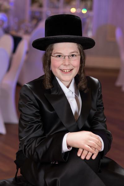 Moishe Schik Bar Mitzvah