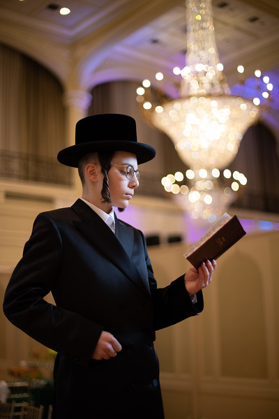 Osher Horowitz Bar Mitzvah