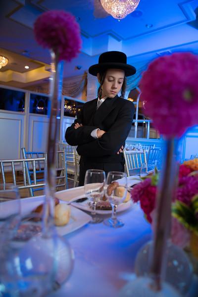 Shiaya Weinberger Bar-Mitzvah