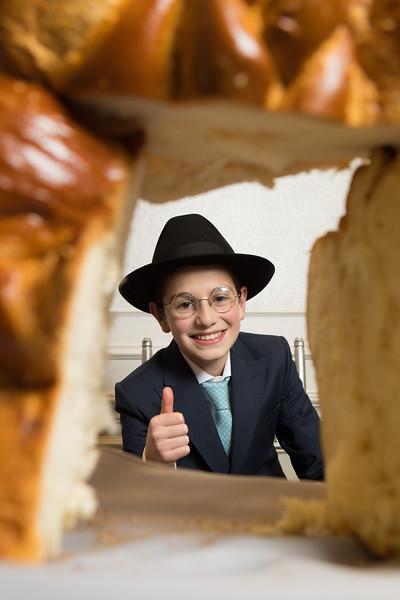 Shmuel Shain Bar-MItzvah