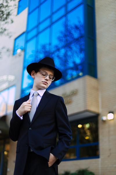 Yakov Y. Hartman Bar-Mitzvah
