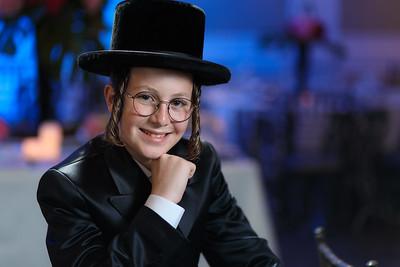 Yechezkel S. Gombo Bar-Mitzvah
