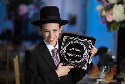 Yosef Grosinder Bar-Mitzvah